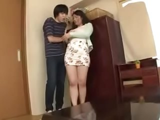 Japanese big boobs aunt seduced young boy after caught jerking FOR FULL HERE: tiny.cc/h3tebz