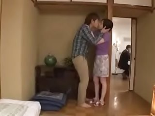 Japanese stepmom cheating with stepson cause his husband always busy LINK FULL HERE: